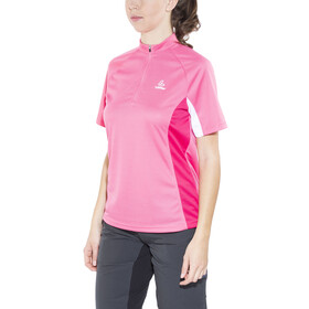 Löffler Verona Bike Shirt HZ Damen candy